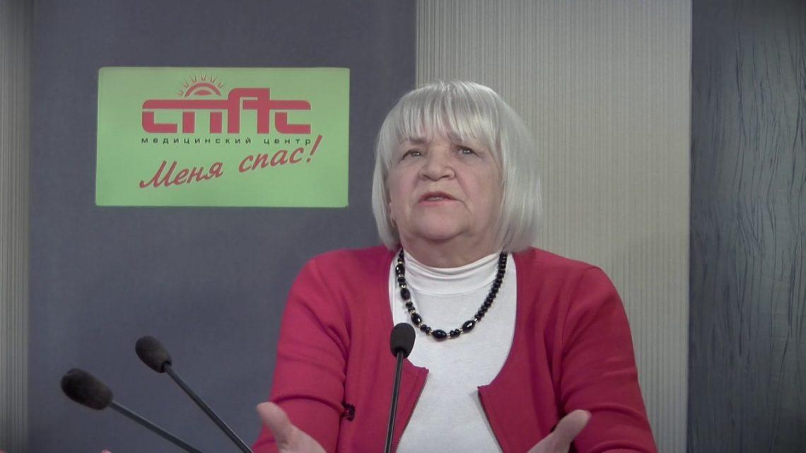 Щербакова Богдана Ильинична отзывы о лечении межпозвоночной грыжи в одессе